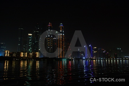 Western asia water middle east building light.