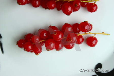 White berry red food fruit.