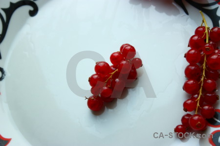 White food fruit berry red.