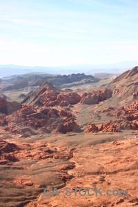White mountain desert landscape rock.