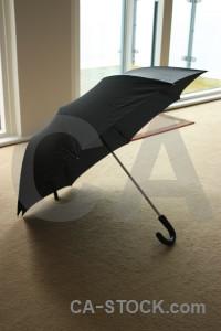 White object umbrella.
