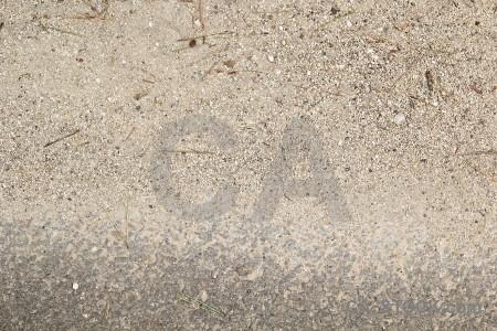 White stone texture gravel.
