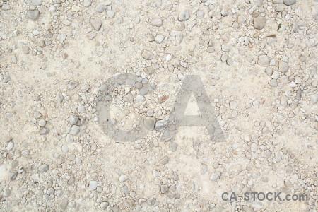 White texture stone gravel.