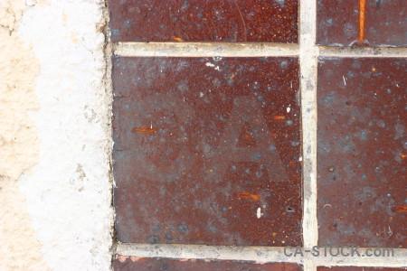 White texture tile.