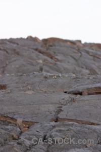 White volcanic lava gray.