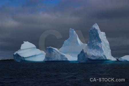 Wilhelm archipelago antarctica cruise ice day 8 storm.