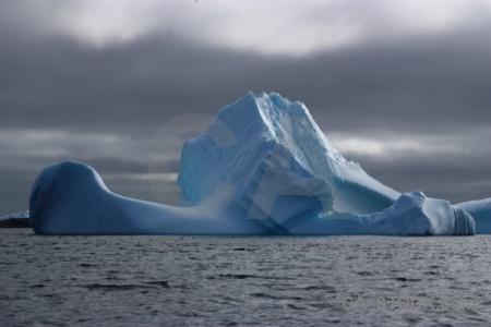 Wilhelm archipelago water south pole sky sea.