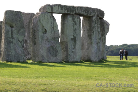 Wiltshire england person stonehenge europe.