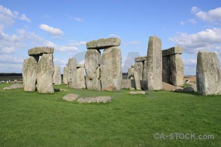 Wiltshire england stonehenge europe rock.