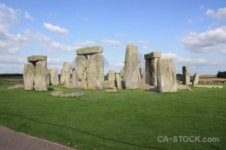 Wiltshire england stonehenge rock europe.