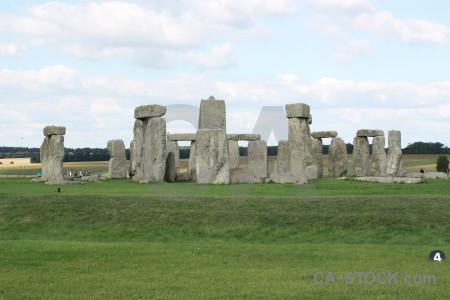 Wiltshire rock stonehenge england europe.