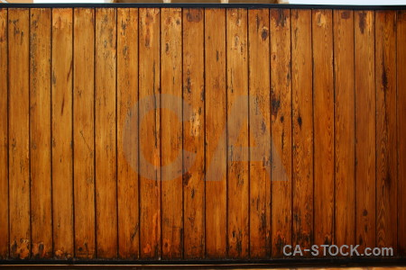 Wood brown plank gate texture.