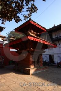 Wood hanuman buddhist buddhism nepal.