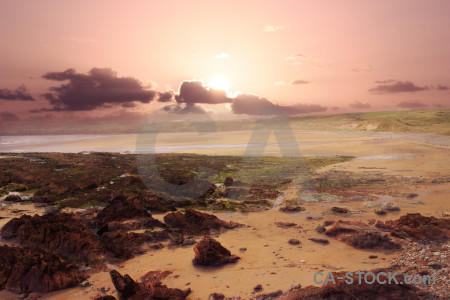 Worlds backgrounds premade alien sand.