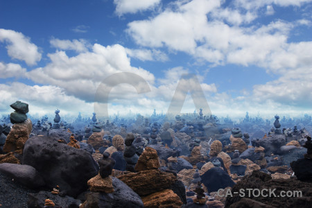 Worlds sky rock cloud backgrounds.
