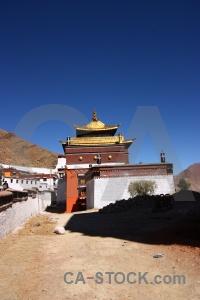 Xigatse china gold himalayan gendun drup.